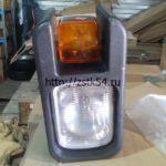 Блок фара HDF-02D RIGHT Lonking (LG853.15.10)